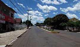 Palmitinho - Palmitinho-RS-Avenida principal-Foto:Fredy Silva