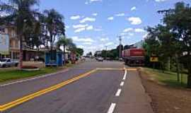 Palmitinho - Palmitinho-RS-Entrando na cidade-Foto:Fredy Silva