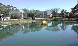 Palmitinho - Palmitinho-RS-Lago da cidade-Foto:PatrickMaboni