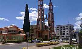 Palmitinho - Palmitinho-RS-Paróquia de Santa Teresnha-Foto:Fredy Silva