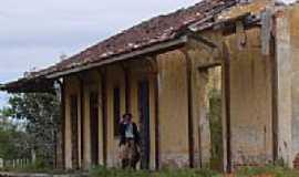 Pampeiro - Estação Pampeiro-Foto:Jayme Alvares