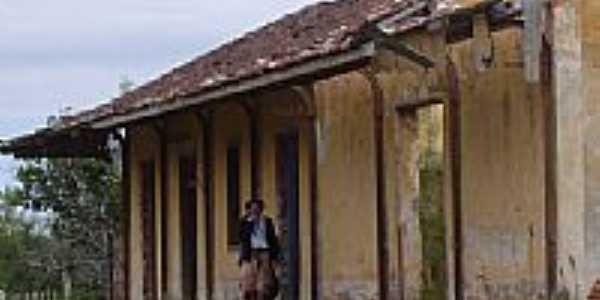 Estação Pampeiro-Foto:Jayme Alvares