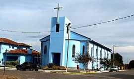 Pântano Grande - Igreja N Sra de Fátima, Pântano Grande, RS - por Roque Oliveira