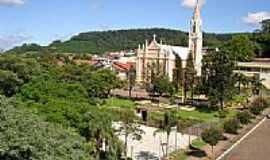 Paraí - Praça Matriz-por rubesval