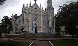 Paraí - Igreja de São Brás-Foto:José Carminatti