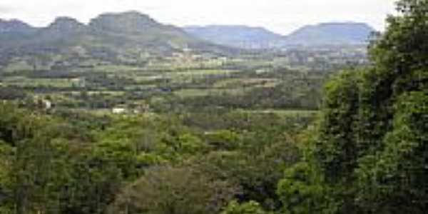 Vista da Vila Paraiso-por Gilberto Böck
