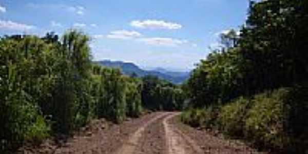 Estrada Rural-por Gilberto Böck