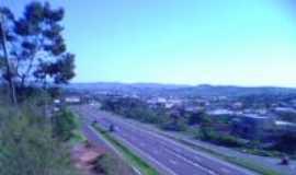 Parobé - Vista da RS 239 sentido Parobé Sapiranga, Por Carlos Alberto Dias