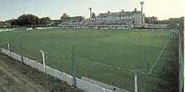 Estádio de Futebol em Passo da areia-Foto:arquivodeclubes.