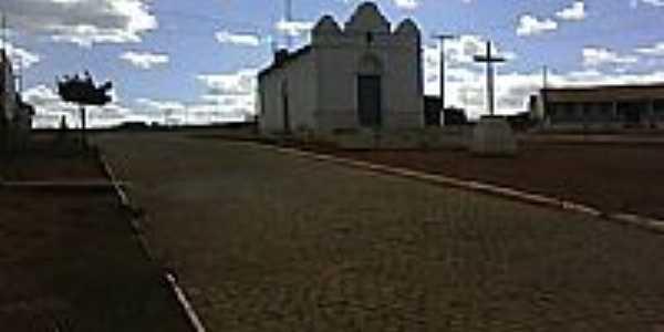 Igreja de São João em Luis Viana-Foto:ADALBERTO ELETRICIST…
