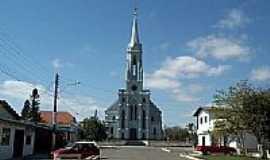 Passo do Sobrado - Igreja NS do Rosário por Preuss Sobrado