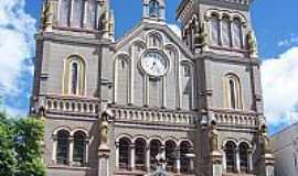 Passo Fundo - Passo Fundo-RS-Catedral de N.Sra.Aparecida-Foto:Edilson V Benvenutti