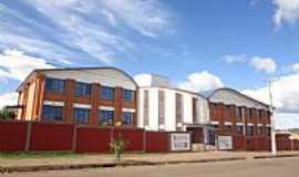 Passo Fundo - Passo Fundo-RS-Escola Municipal etelvina Rocha Duro(Arquitetura em forma de Águia)-Foto:Pe. Edinisio Pereira…