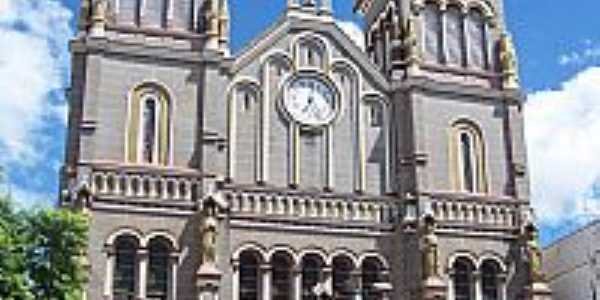 Passo Fundo-RS-Catedral de N.Sra.Aparecida-Foto:Edilson V Benvenutti
