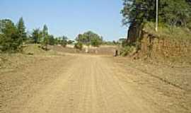 Passo Raso - Estrada na Pedreira em Passo Raso-Foto:vila progresso