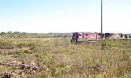 Passo Raso - Passagem Ferroviária em Passo Raso-Foto:vila progresso