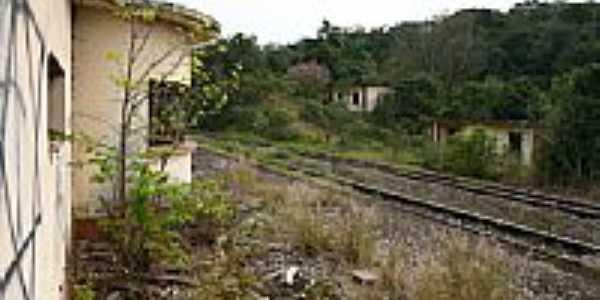 Estação Férrea Desativada-paulo ricardo deifelt