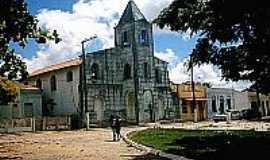 Lustosa - Igreja Matriz foto por Sergio Dorea.