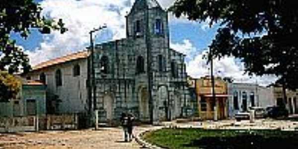 Igreja Matriz foto por Sergio Dorea.