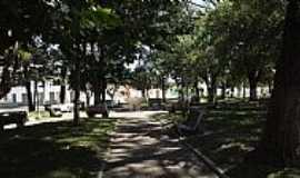 Pedro Osório - Pedro Osório-RS-Praça dos Ferroviários-Foto:Ubirajara Buddin Cruz