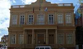 Pelotas - Pelotas-RS-Prefeitura Municipal-Foto:Henrique de BORBA
