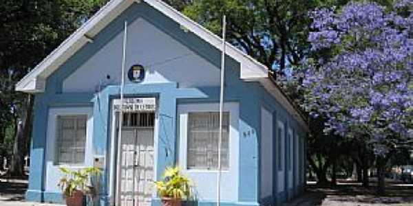 Academia Pelotense de Letras - rua Dr. Amarante, 500 - Pelotas - RS -  por Henrique de BORBA