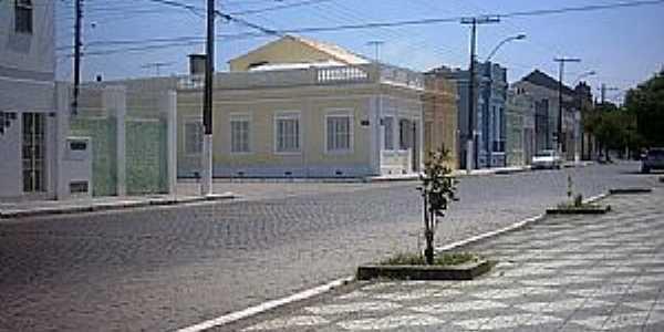 R. Benjamin Constant, Pelotas, RS - por Ubirajara Buddin