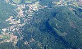 Picada Caf� - Vista a�rea-Foto:Andr� Bonacin