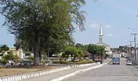 Macajuba - Avenida Central de Macajuba/BA-Foto:Andre L. S. Lacerda