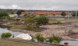 Macajuba - Colégio José Pires em Macajuba/BA-Foto:Andre L. S. Lacerda