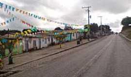 Macajuba - Entrada da cidade de Macajuba/BA-Foto:Andre L. S. Lacerda