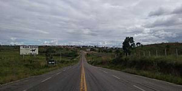 Chegando à Macajuba - BA Foto Macajuba Acontece