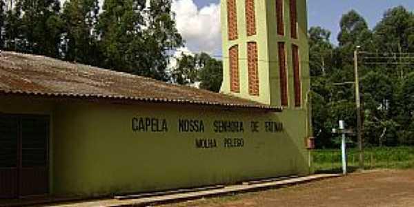 Comunidade Católica de Molha Pelego, região de Pinheiro Marcado.