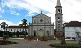 Pinto Bandeira - Pinto Bandeira-RS-Igreja de N.Sra.do Ros�rio-Foto:Rene Hass