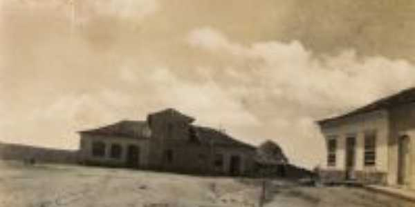 1º casa construida em Piratini, Por Davi