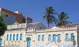 Macaúbas - Fundação Cultural Prof.Mota em Macaúbas-BA-Foto:Helivelto Lima