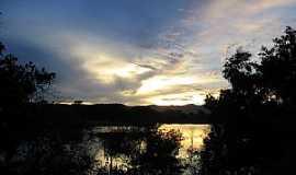 Macaúbas - Macaúbas-BA-Barragem do Pé do Morro-Foto:Helivelto Lima