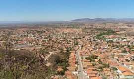 Macaúbas - Macaúbas-BA-Vista aérea da cidade-Foto:adao p da silva