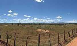 Macaúbas - Macaúbas-BA-Vista panorâmica-Foto:Nielson Morais