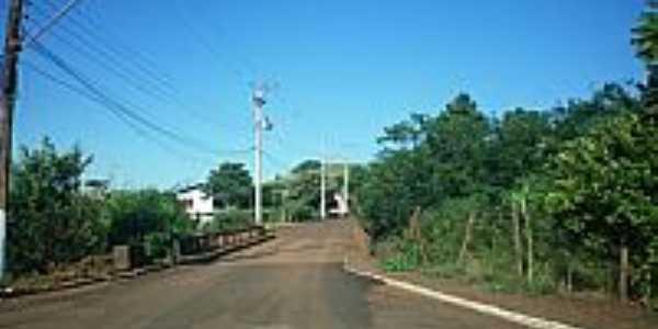 Ponte em Ponte Preta-RS-Foto:eltonstrada