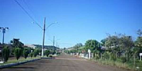 Rua Principal-Foto:eltonstrada
