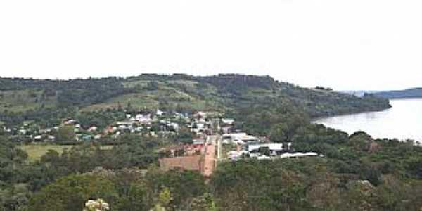 Vista da cidade de Porto Vera Cruz - por Francisco  Vier