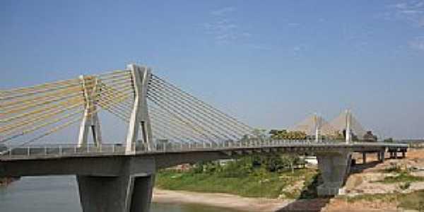 Feijó-AC-Ponte sobre o Rio Envira-Foto:www.ccidade.com.br