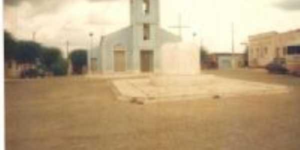 Igreja de Macurur�, Por Igreja de Macurur� em 1987