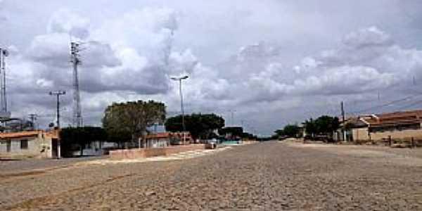 Macururé Bahia avenida principal António Carlos Magalhães 2016