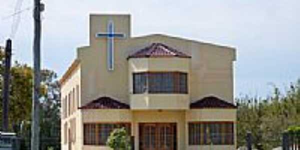 Templo-Foto:Roque Oliveira