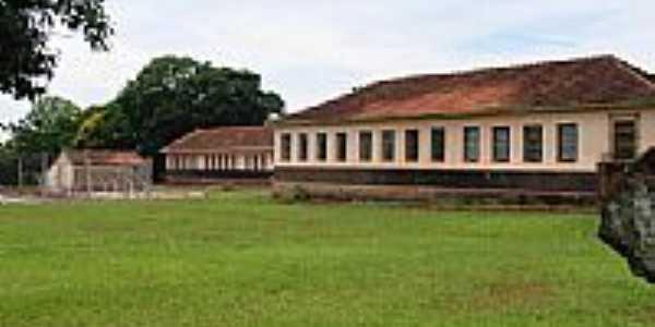 Escola Estadual Fundamental Ernesto Dornelles-Foto:VanderleiArcaro_SM