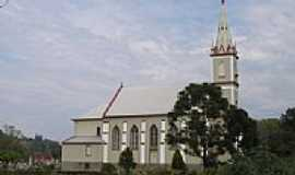 Presidente Lucena - Igreja Católica-Foto:ANELISE KUNRATH