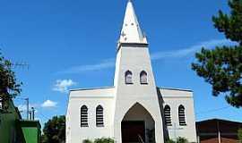 Presidente Lucena - Presidente Lucena-RS-Igreja de N.Sra.dos Navegantes-Foto:Roque Oliveira