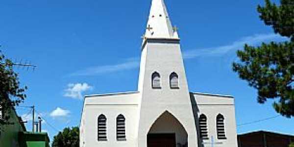 Presidente Lucena-RS-Igreja de N.Sra.dos Navegantes-Foto:Roque Oliveira